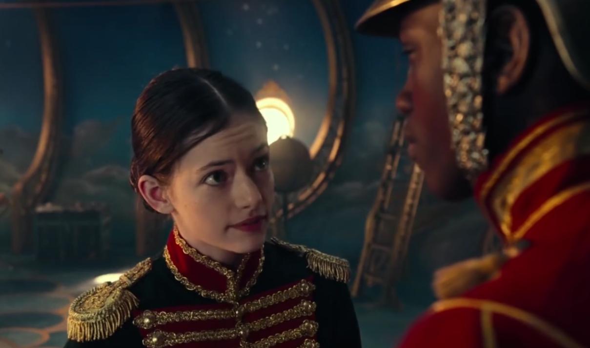 Русские зрители назвали «кокаиновым бредом» новый голливудский фильм оЩелкунчике