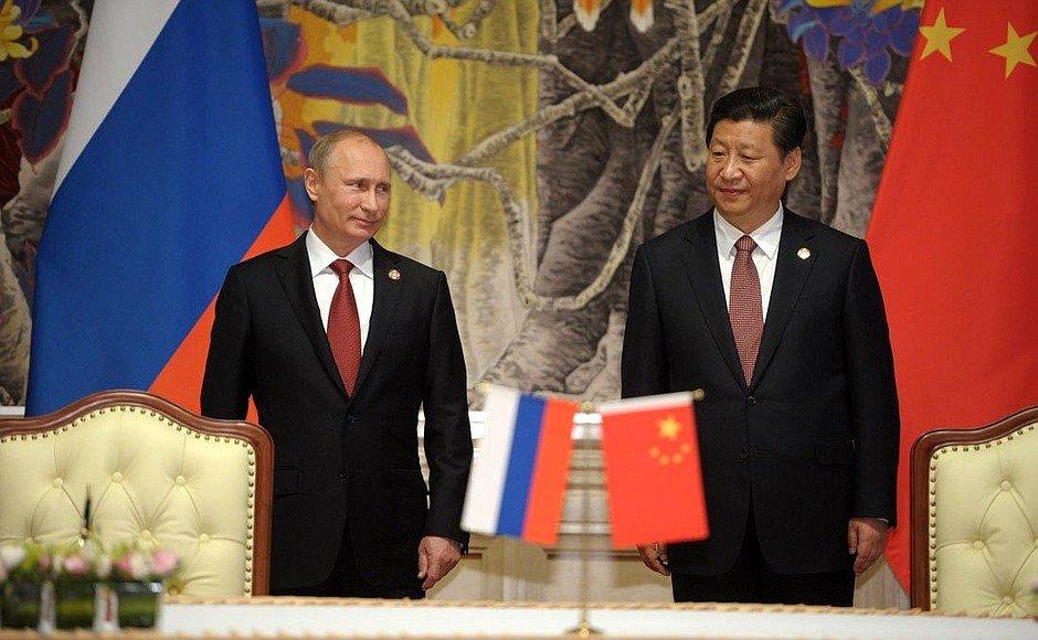ВСША Российскую Федерацию и КНР подозревали всоздании «Восточной Антанты»