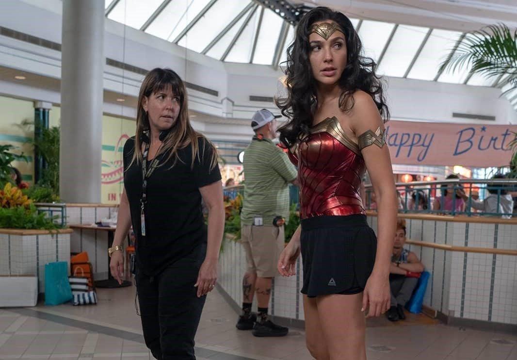 Галь Гадот объявила обокончании съёмок сиквела «Чудо-женщина 1984»