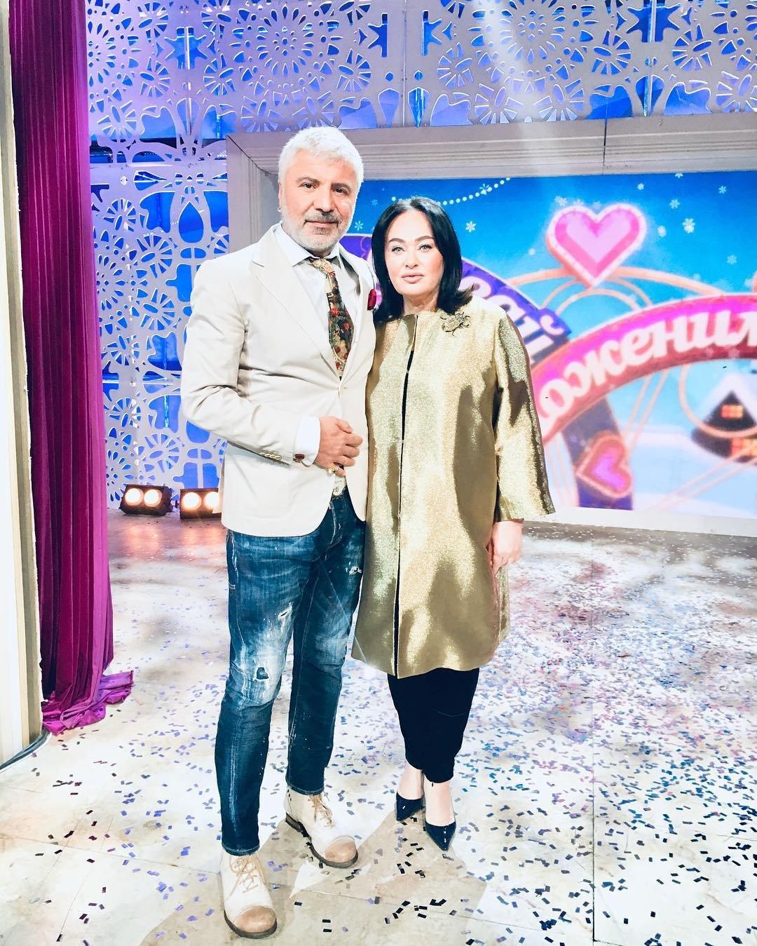 Ларисе Гузеевой предрекли уход с Первого канала в 2019 году