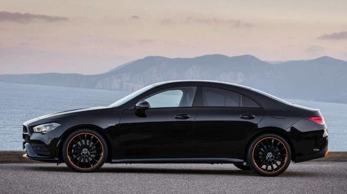 CLS в миниатюре: представлен седан Mercedes CLA нового поколения