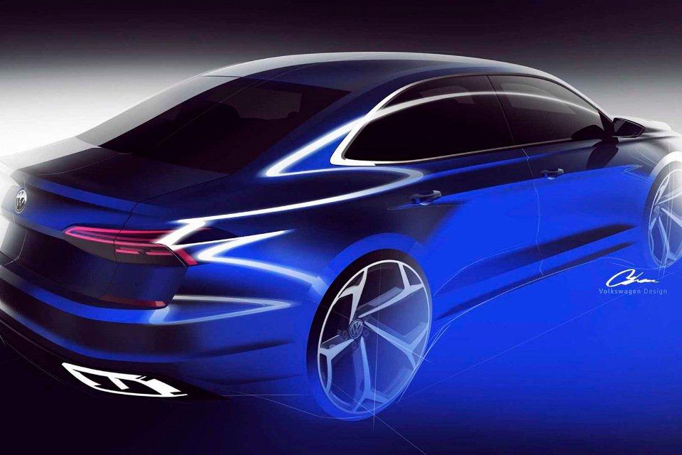 Американский Volkswagen Passat рассекретили до премьеры