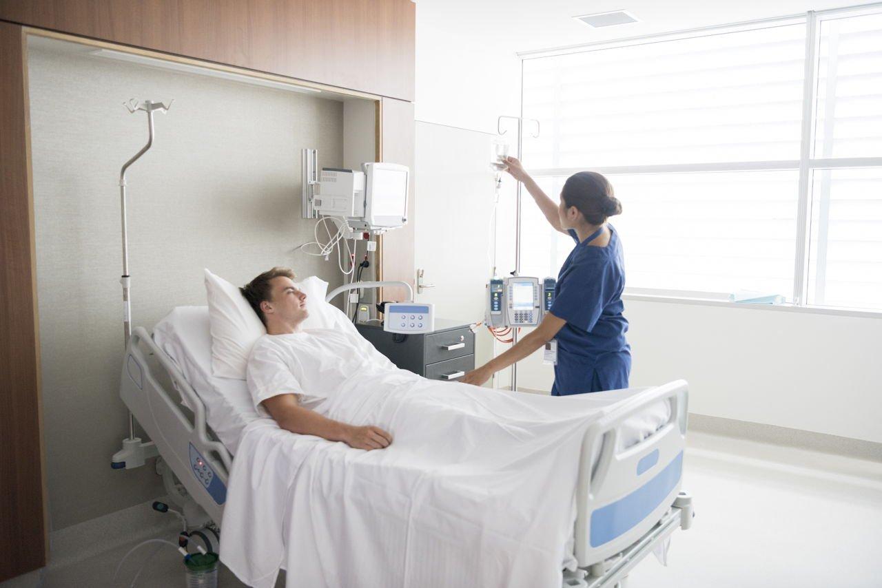 ассортимент, пациент в палате картинка описаны рекомендации