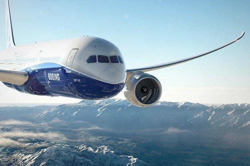 Самолет впервый раз вмире выполнил коммерческий рейс набиотопливе