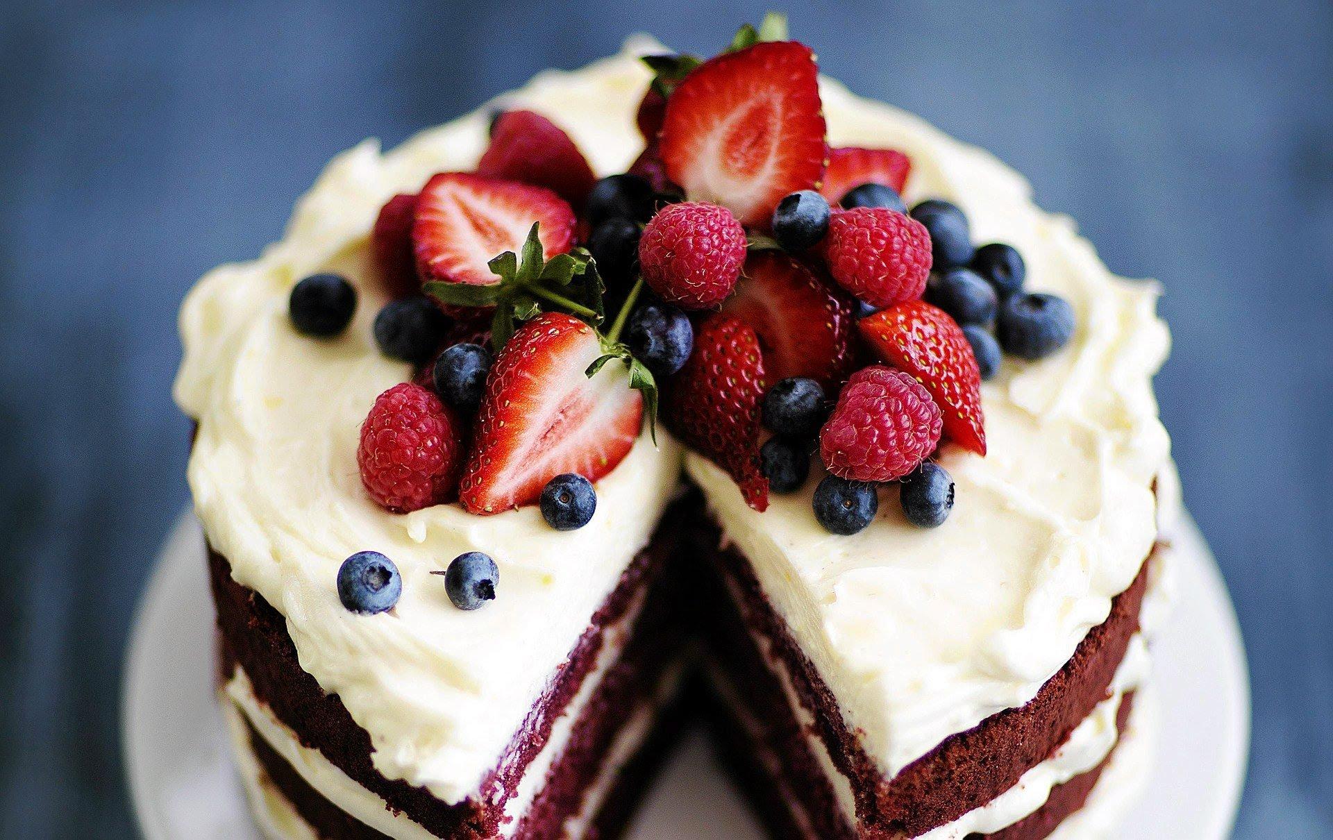 Торт фото красивые