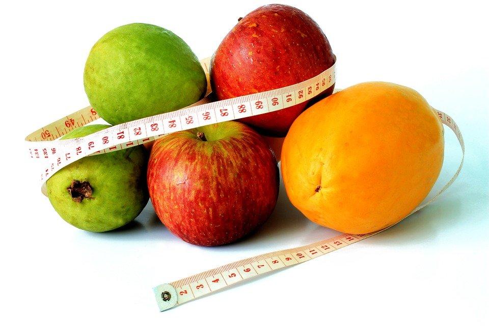 фрукты для похудения живота