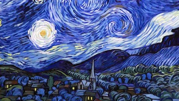 Картину кисти Ван Гога, предположительно, нашли в Нидерландах