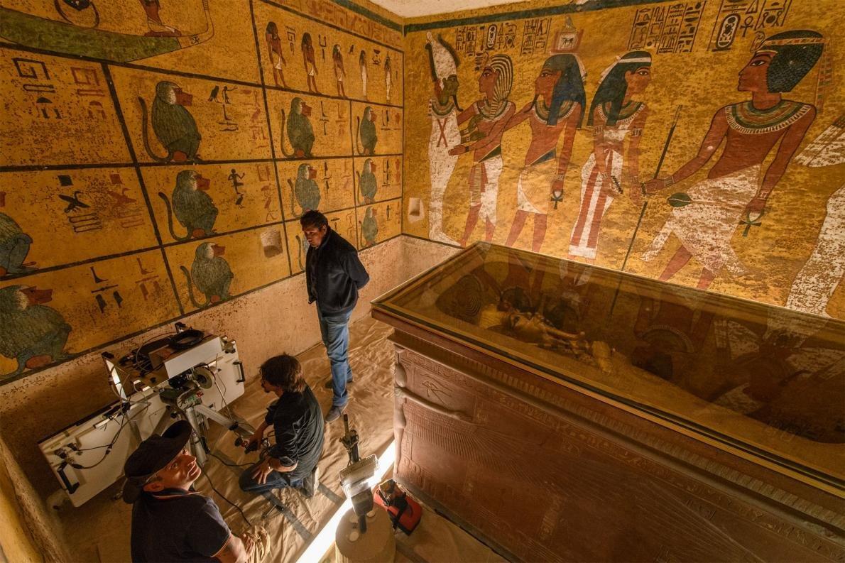 каждый разом склеп фараона фото мужем