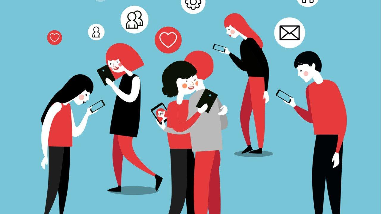 Картинки по запросу зависимость от социальных сетей