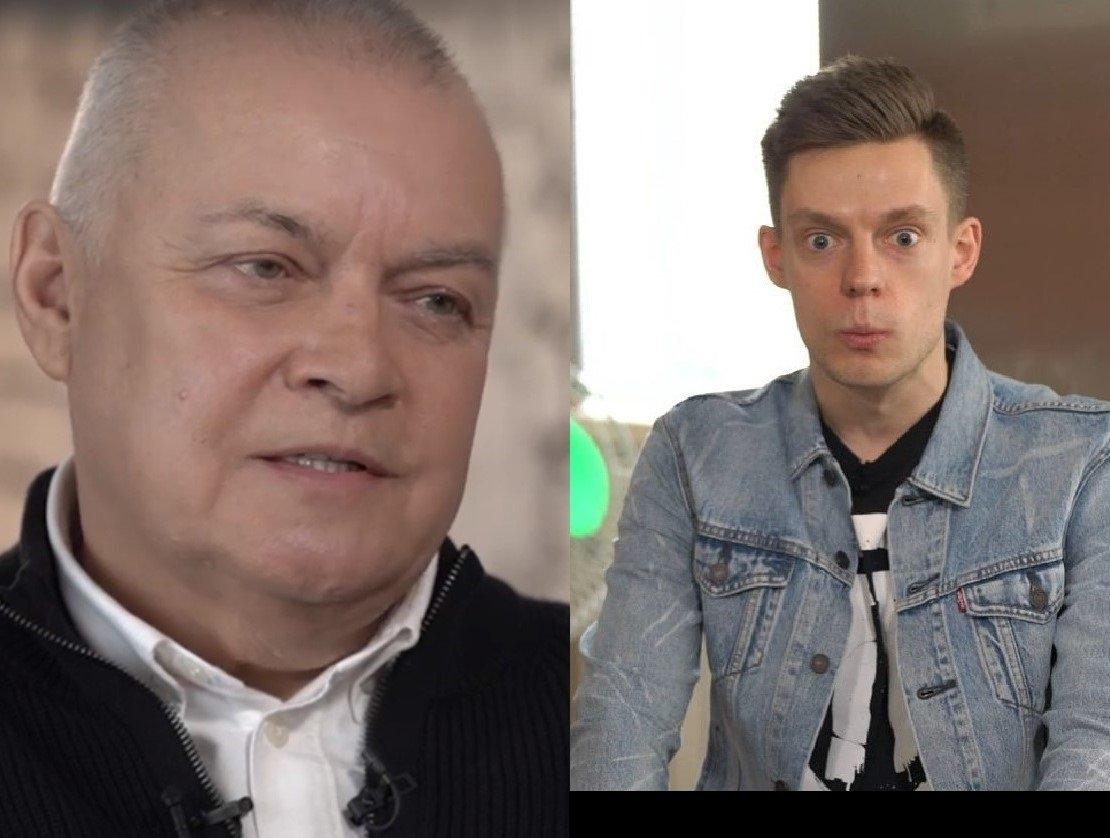 Интервью Дмитрия Киселева уДудя: орэпе, пенсии иПутине