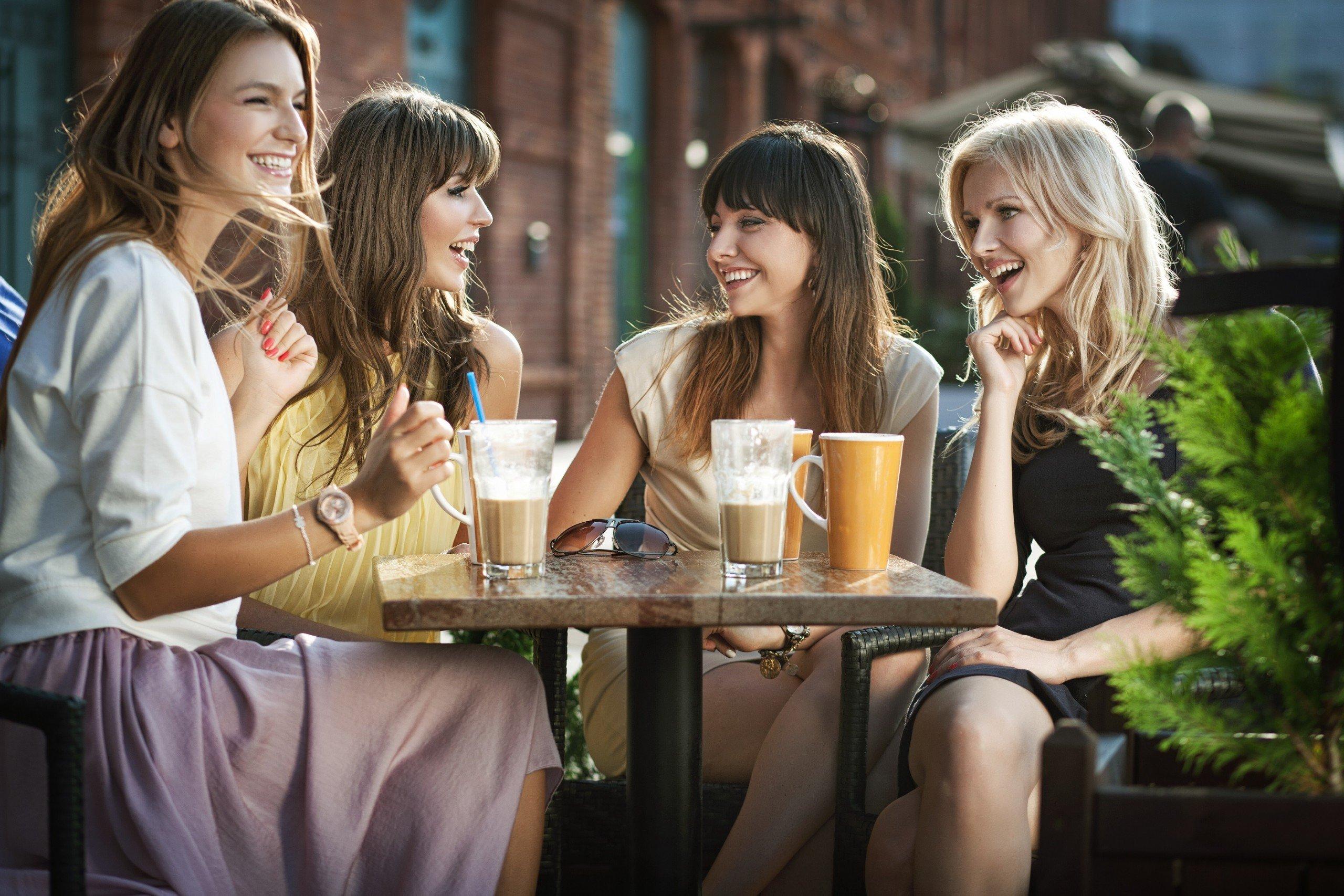 Картинки с женской дружбой