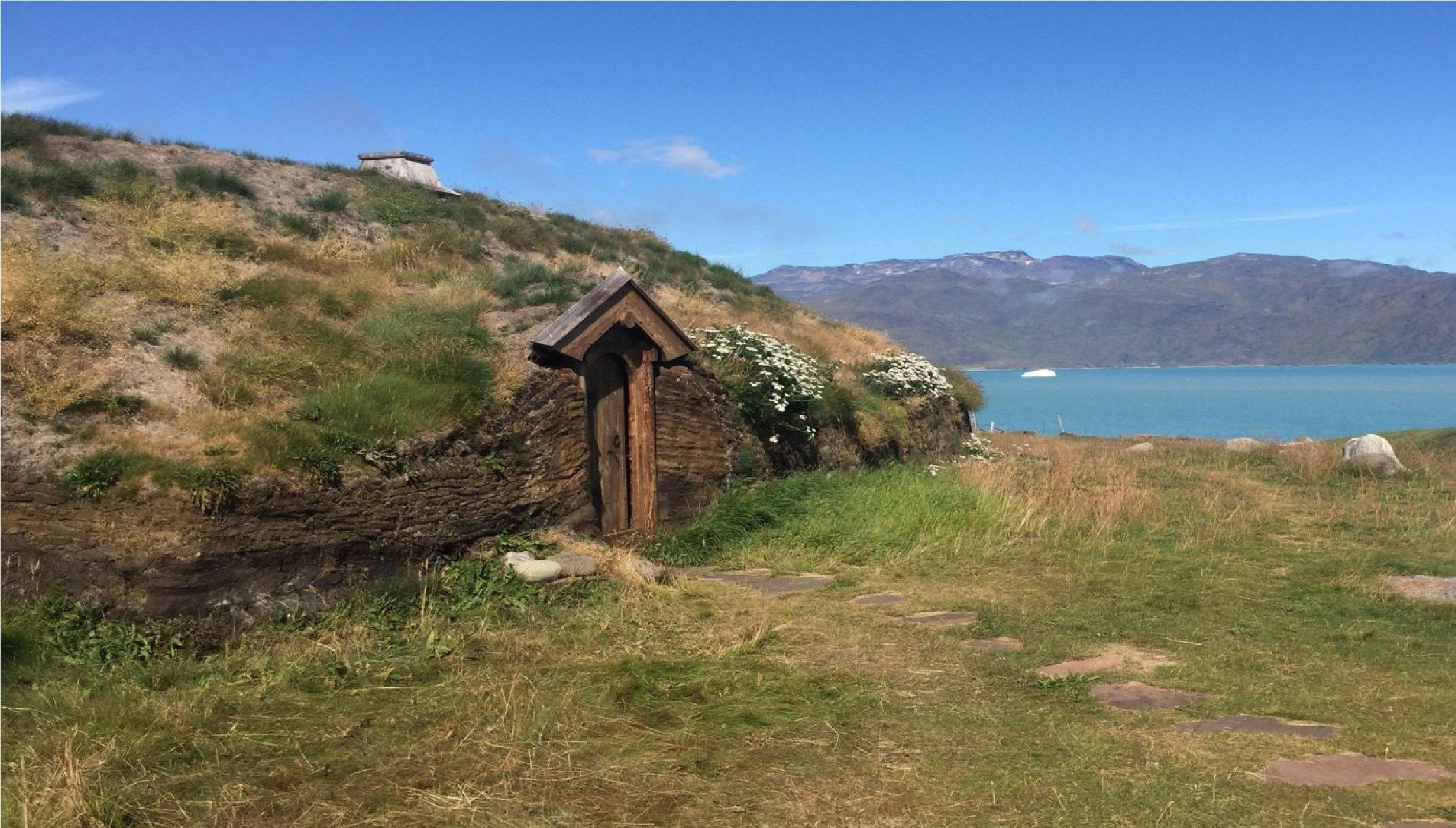 Ученые узнали , почему вдействительности  викинги покинули Гренландию