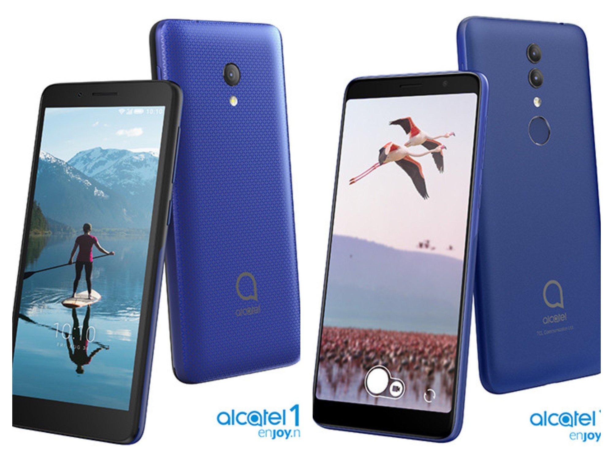 58b042965f217 В России стартовали продажи бюджетного смартфона Alcatel 1x c NFC и  разблокировкой по лицу
