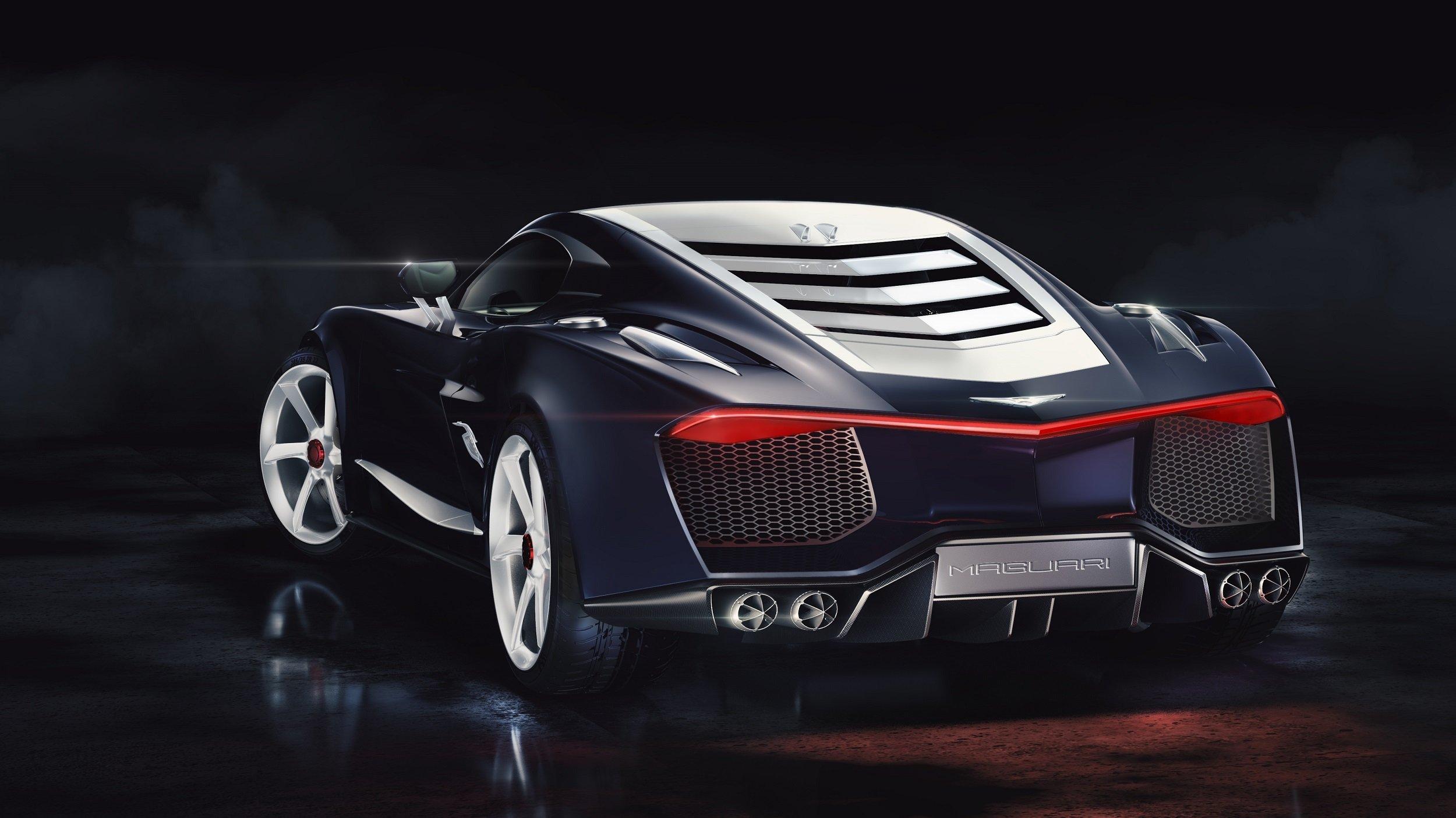 Компания Hispano Suiza представила новый суперкар
