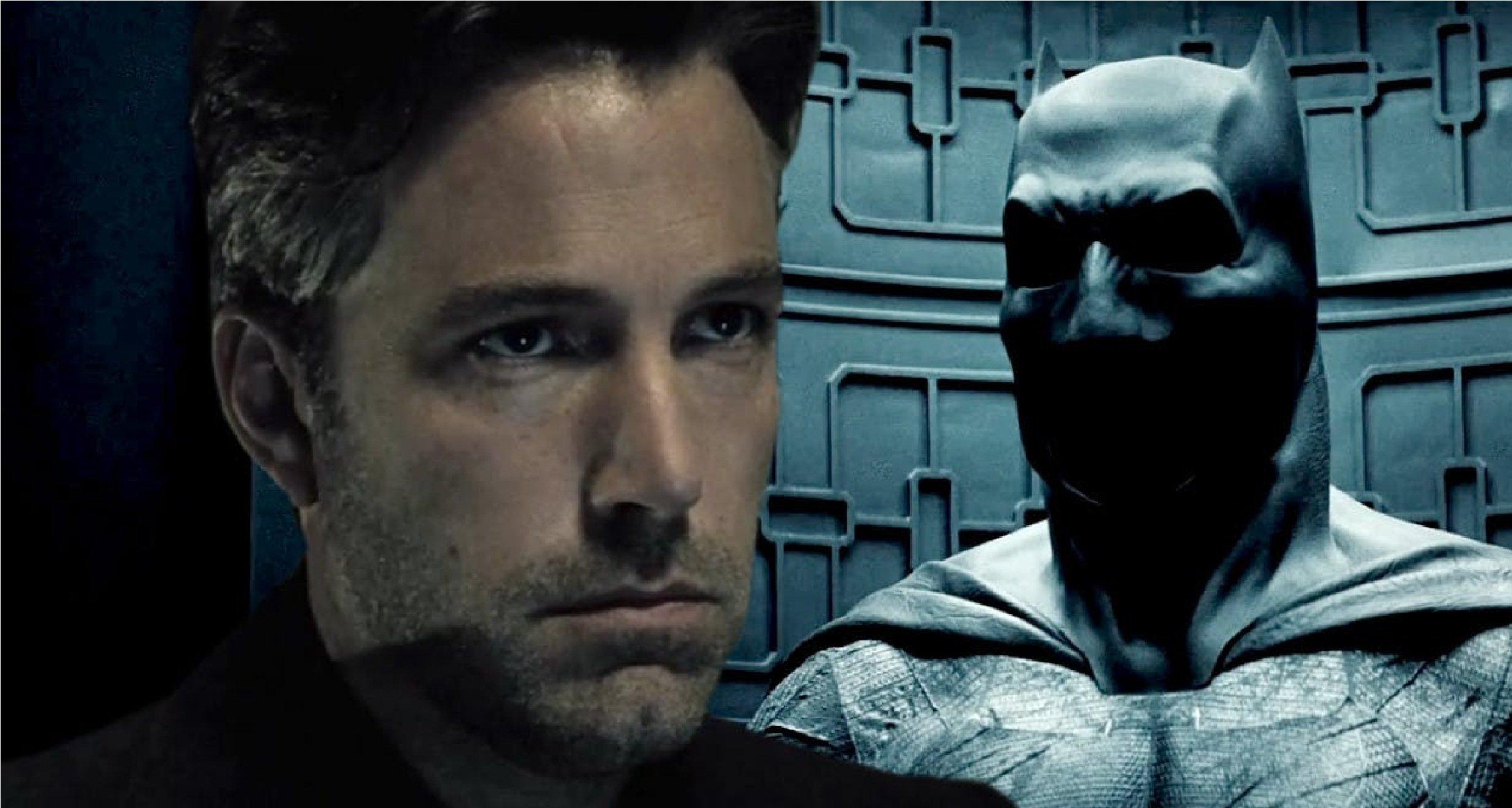 бэтмен режиссёр бен аффлек заявил о желании снять фильм о Dc
