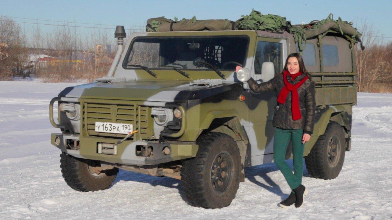 Специалисты поведали, чем планировалось заменить машины «УАЗ» вармии