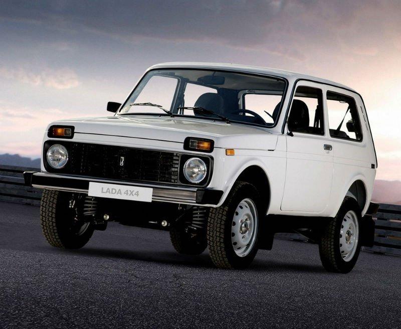 «АвтоВАЗ» в текущем году модернизирует вседорожный автомобиль Лада 4x4