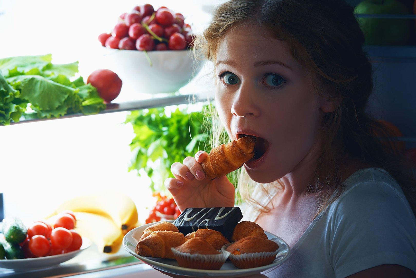 бессонница из за диеты