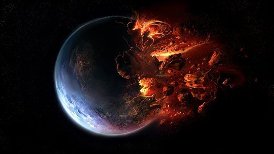 картинки умирающей планеты под сказать