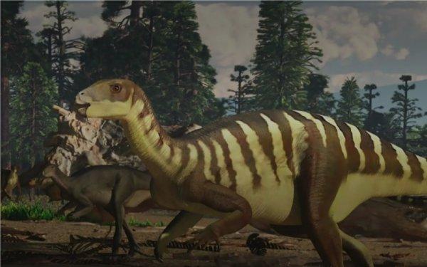 Палеонтологи обнаружили новый вид динозавра-спринтера