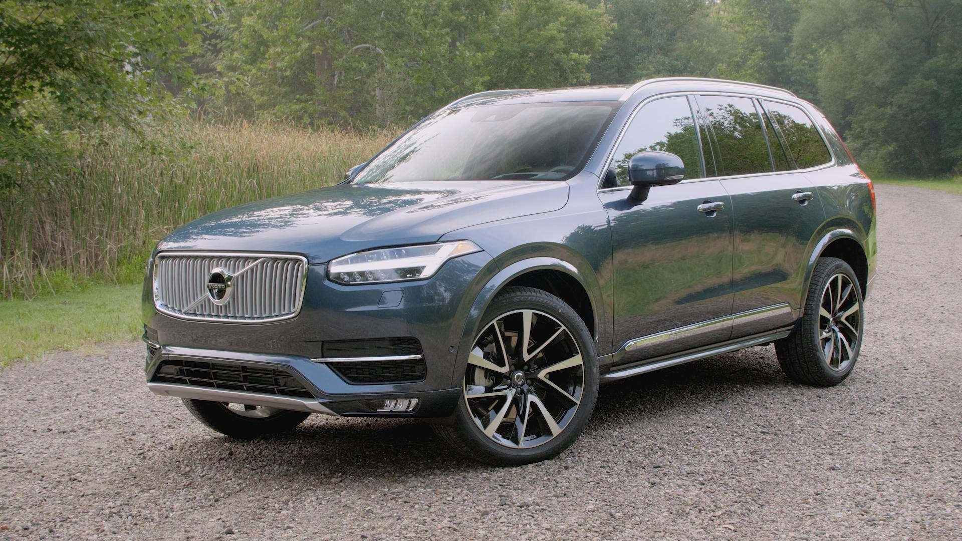 Обновленный Volvo XC90 подорожал в России- журнал За рулем