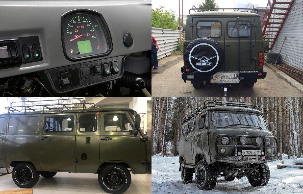 Настоящий джип: Новая УАЗ «Буханка» уходит в реализацию