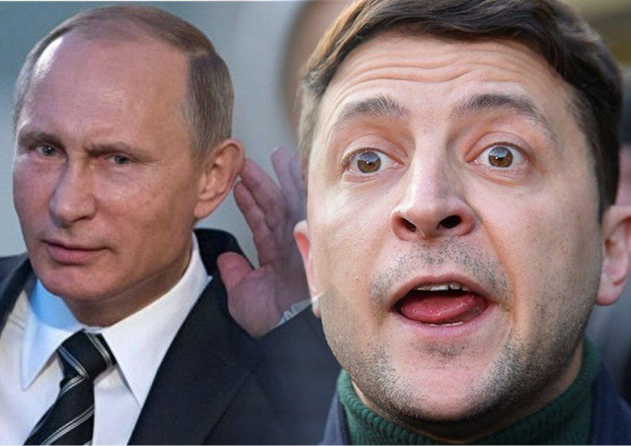 Путин: Россия может принять закон об упрощенной выдаче гражданства всем украинцам