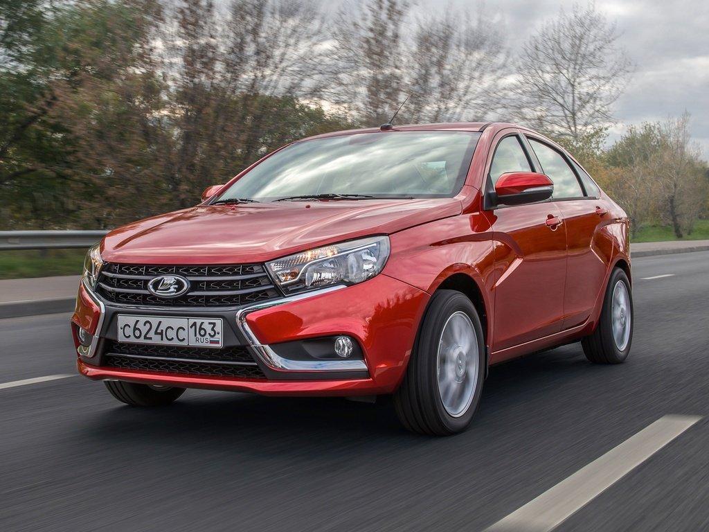 Продажи 'АвтоВАЗа' в апреле выросли на 5,2%