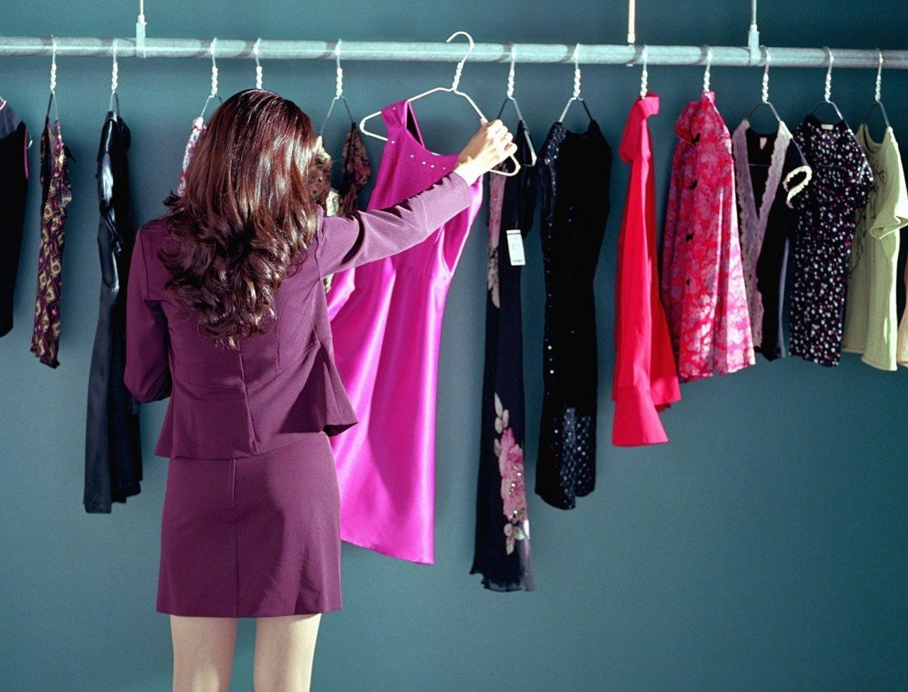 Картинка вещей одежды