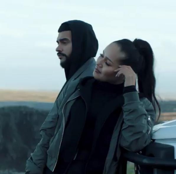 Тимати влюбился вНаzиму: артисты представили общий клип