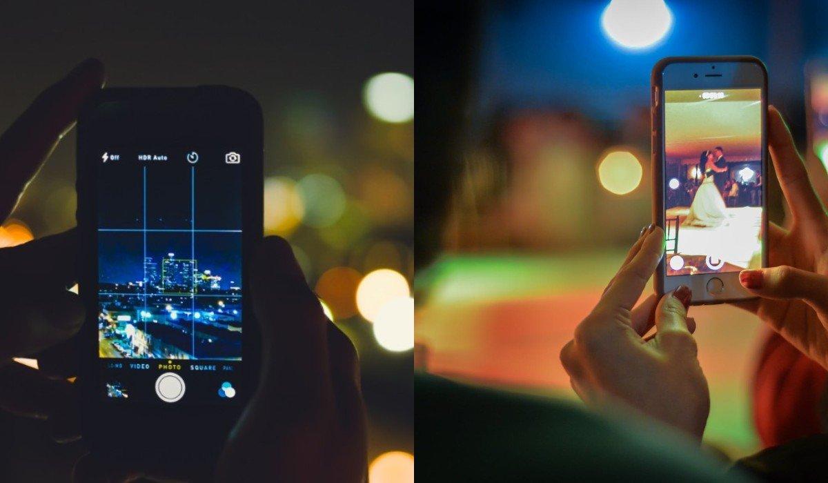 Огни ночной москвы фотографии жизнь довольно