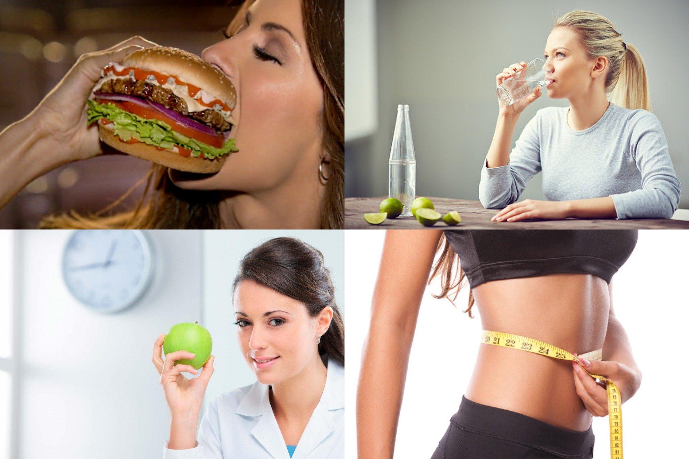 Расскажите Секреты Похудения.