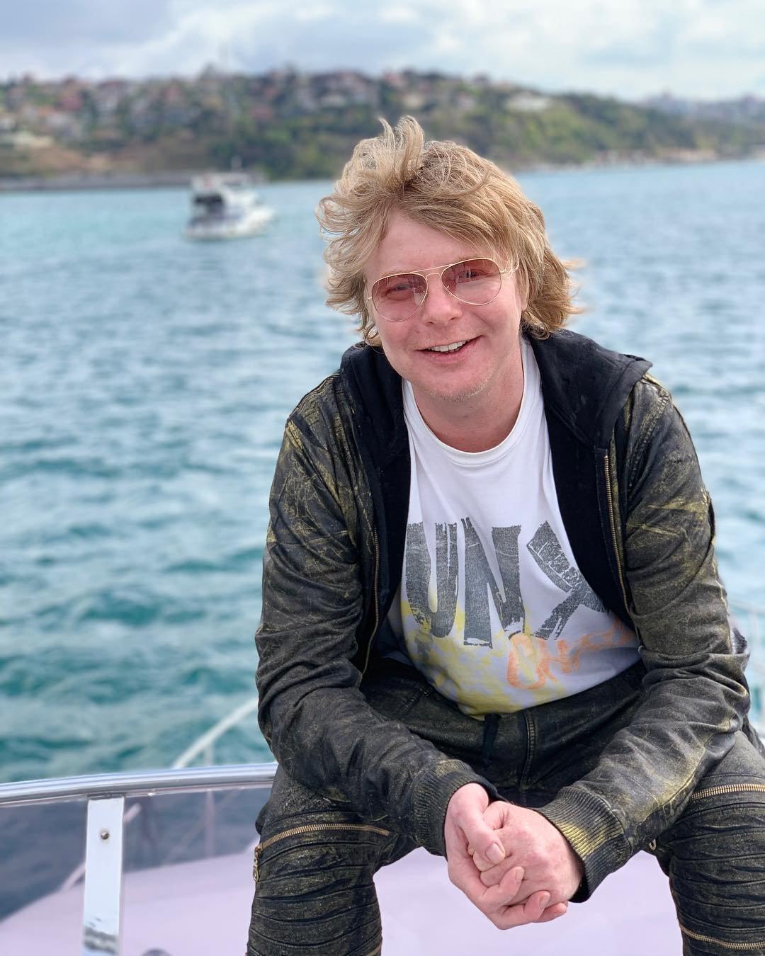 Андрей Григорьев-Аполлонов из«Иванушек International» ужаснул фанатов внешним обликом