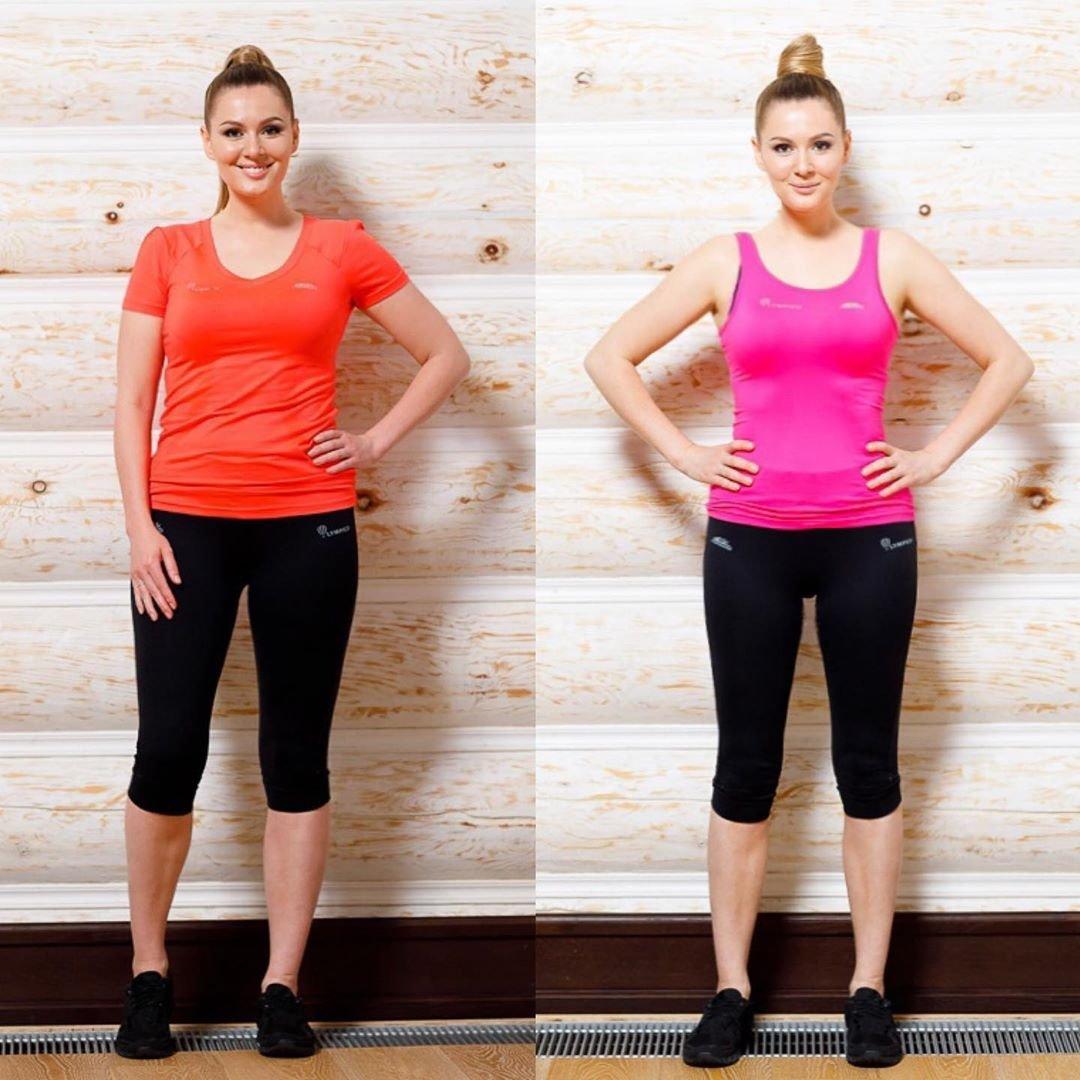 Поделитесь Результатами Похудения.