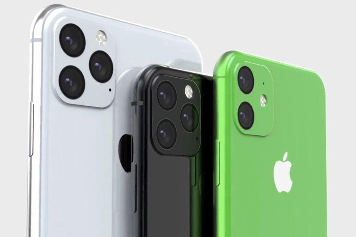 ВКитайской республике начали торговать поддельные iPhoneXI