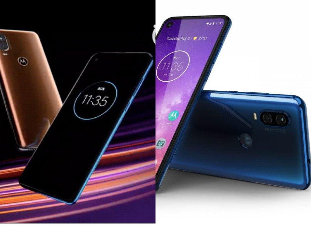 Motorola представила новый смартфон - новости связи