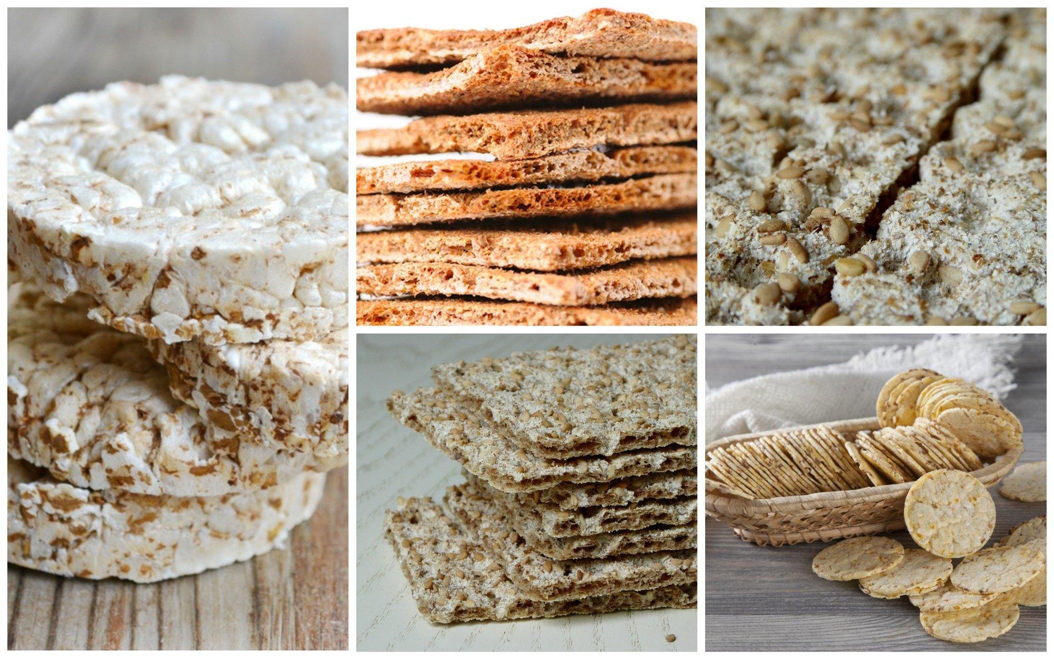 что полезнее хлебцы или хлеб при диете