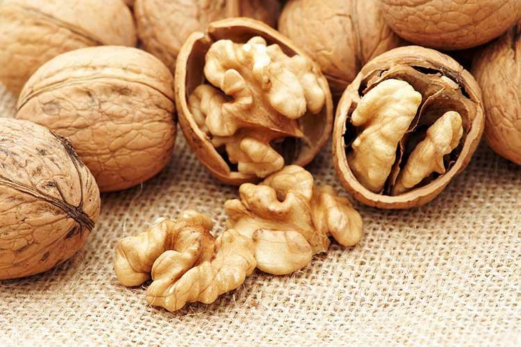 грецкие орехи потенция
