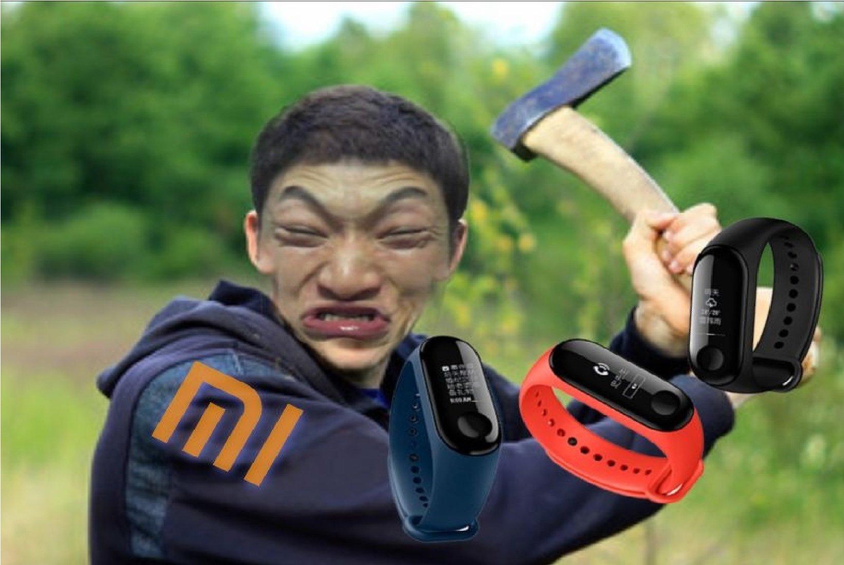 В РФ начались продажи фитнес-браслета Xiaomi MiBand 4