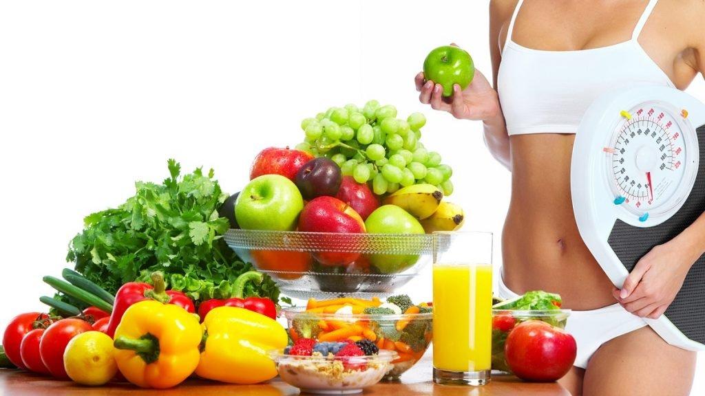 правильное питание для похудения от диетологов