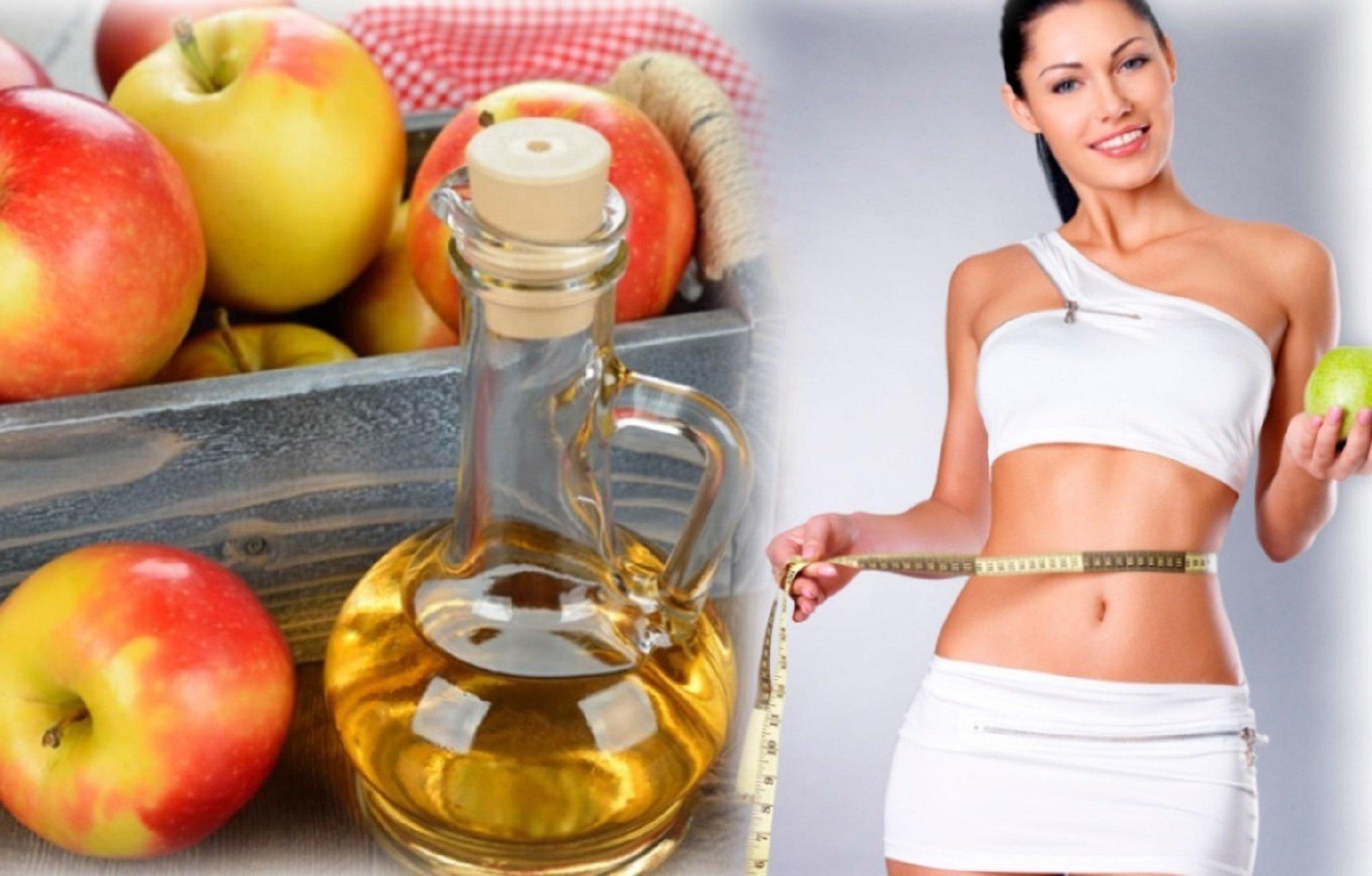 яблочный уксус для похудения клизма
