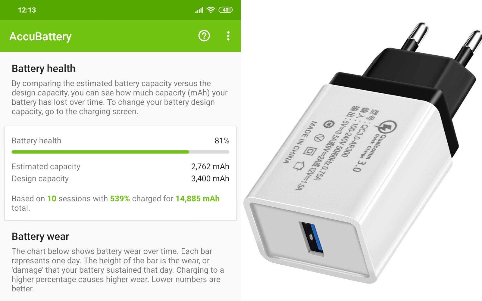 Самсунг рассчитывает через два года представить смартфон сграфеновой батареей