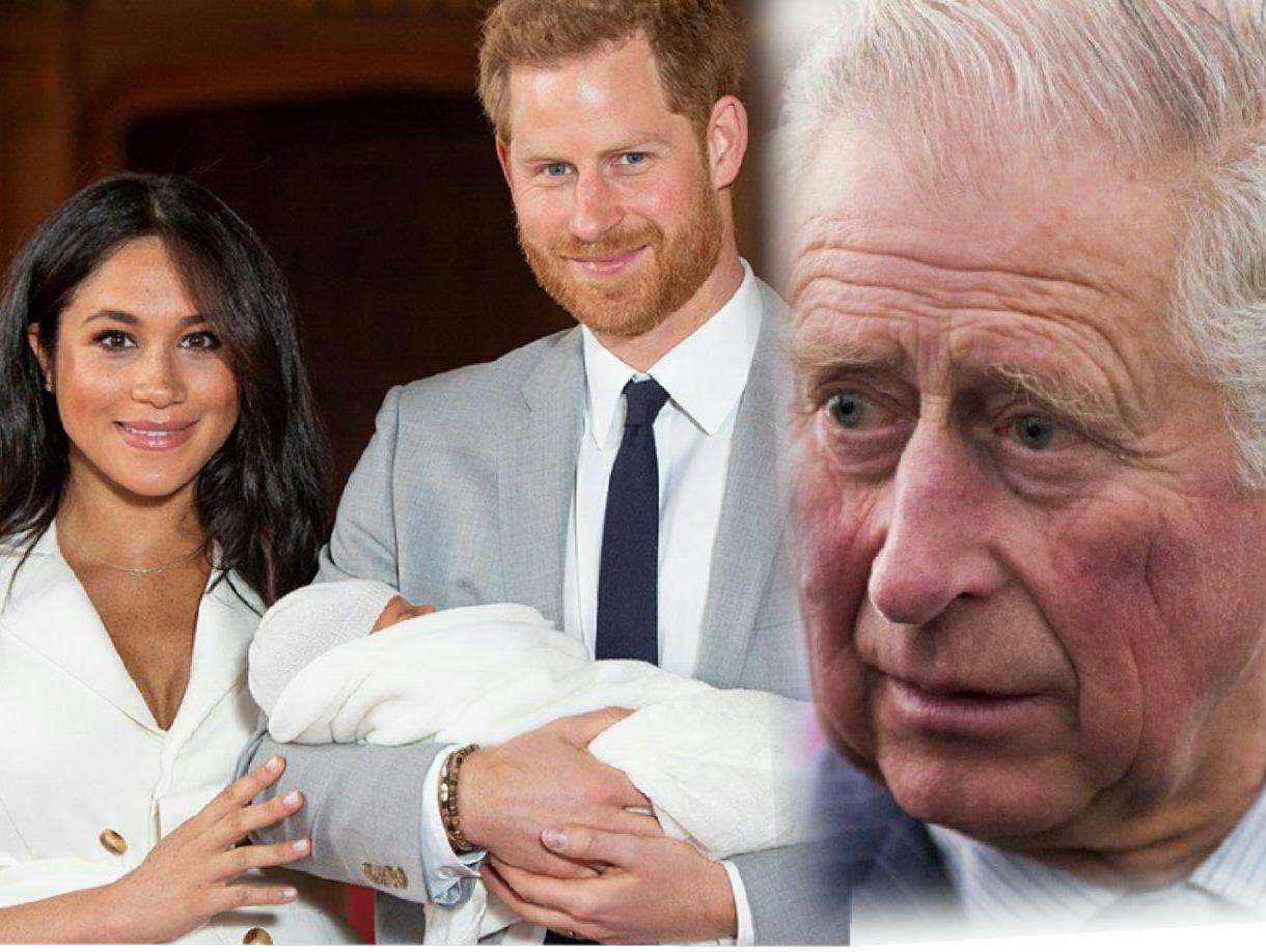 Принца Чарльза хватит удар! Сын Меган Маркл унаследовал рыжий цвет волос