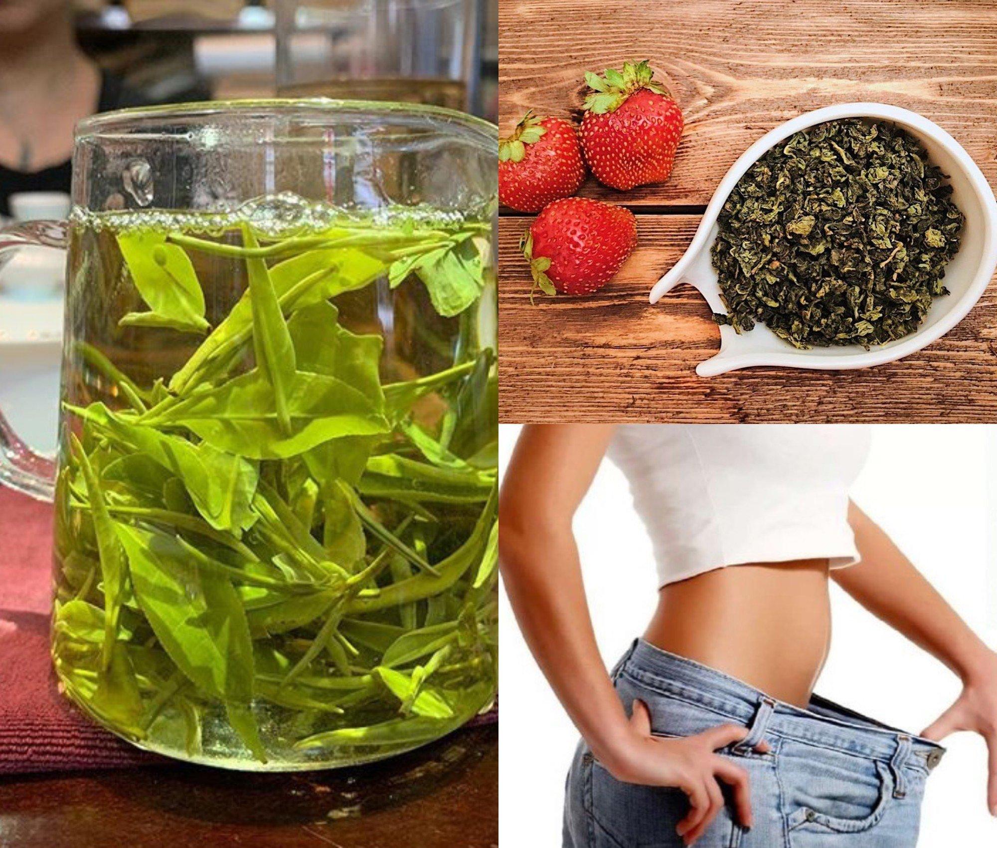 Чай способствующий похудению
