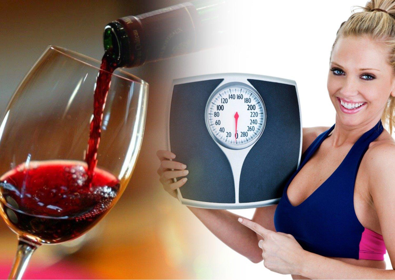 Алкогольная диета для