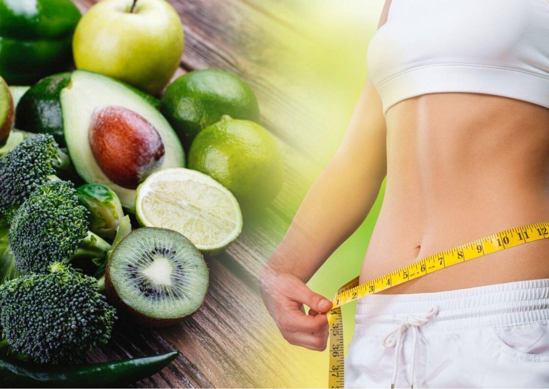 Зеленая диета отзывы меню