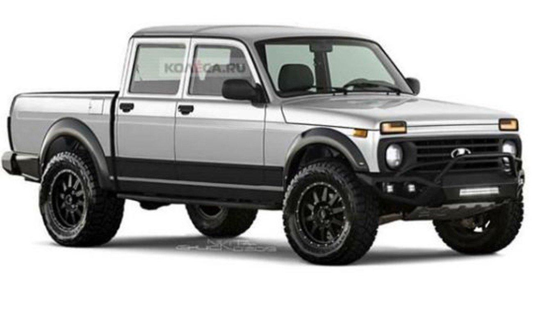 Рестайлинговый вседорожный автомобиль Лада 4x4 может появиться в предстоящем году