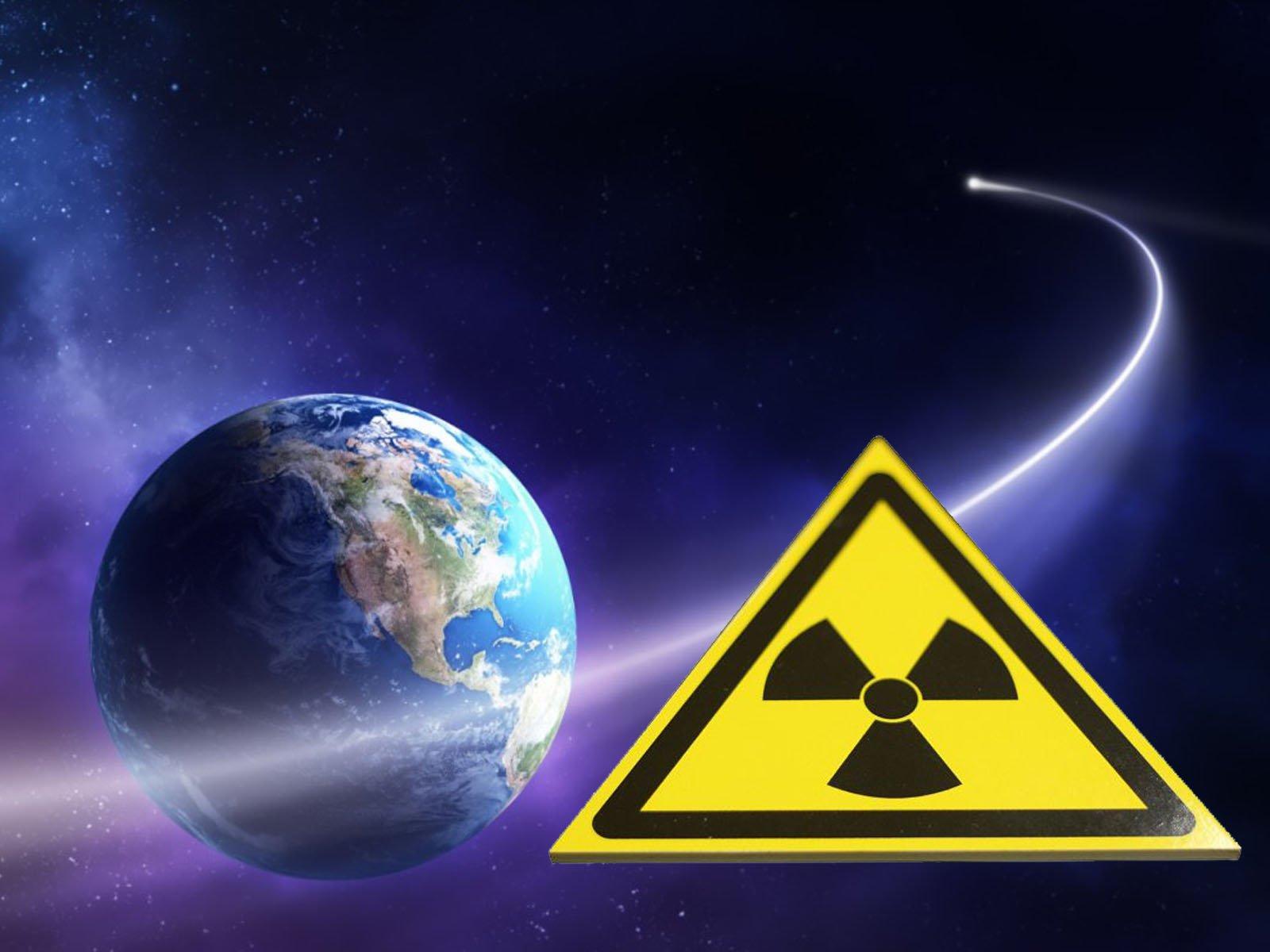 Радиоактивность в картинках