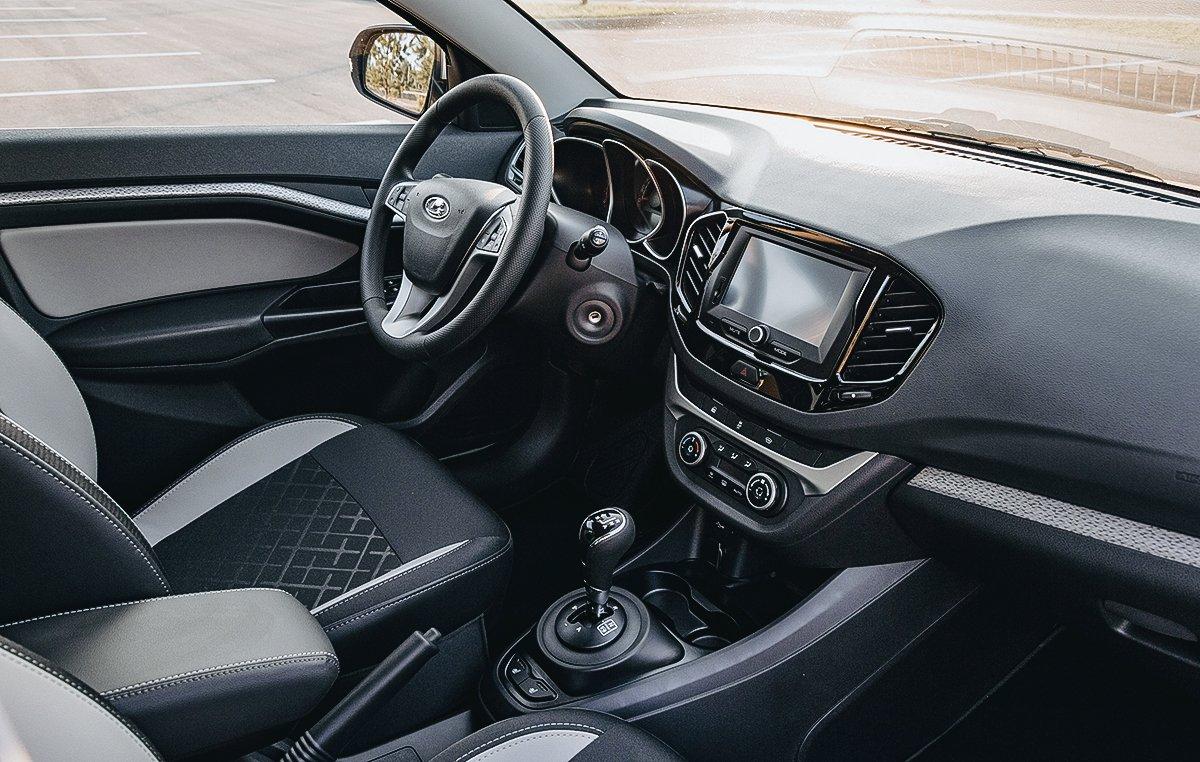 Модернизированная Lada Vesta окажется эксклюзивом