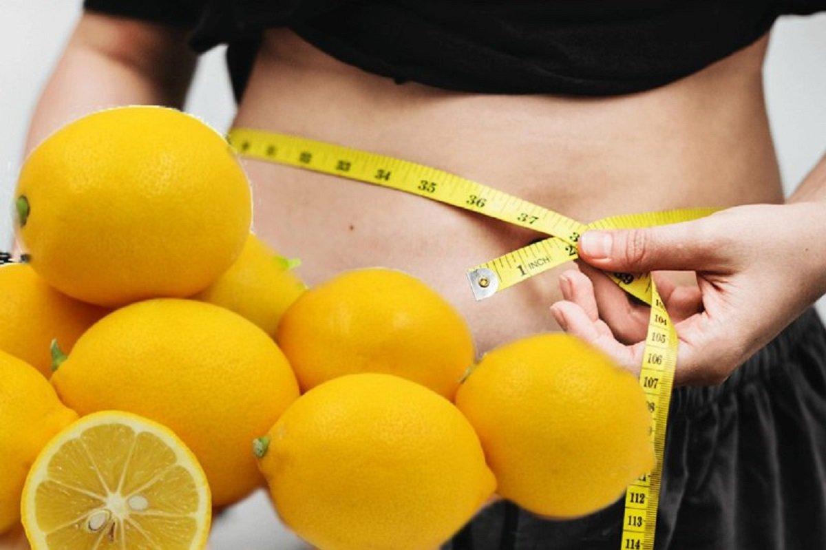 Если съесть один лимон похудеешь